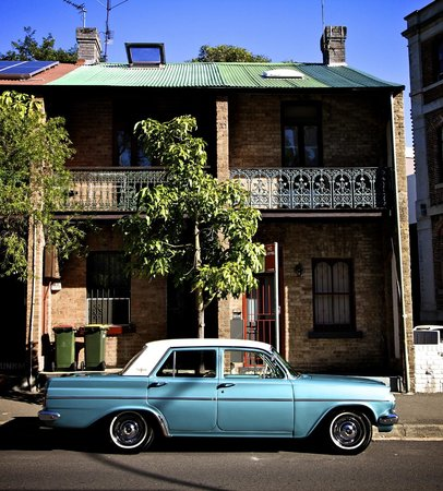 My Detour™ - Day Tours: Inner-city Victorian terrace homes