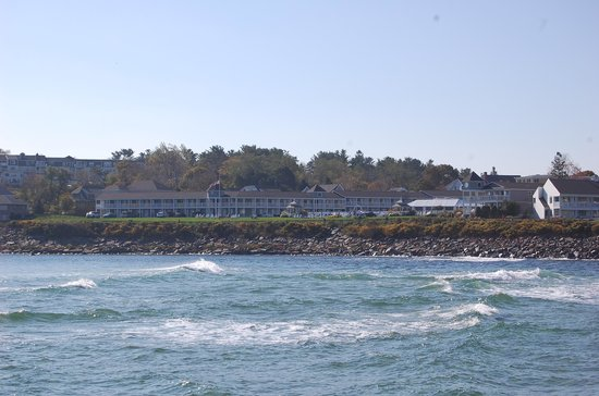 The Anchorage By the Sea : Taken from Ogunquit Beach