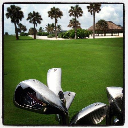 Punta Espada Golf Course : Perfect day