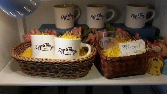 Eggs 'n Things Harajuku: Souvenir