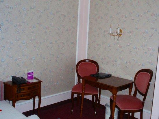 Hotel Savoy Vienna: My room