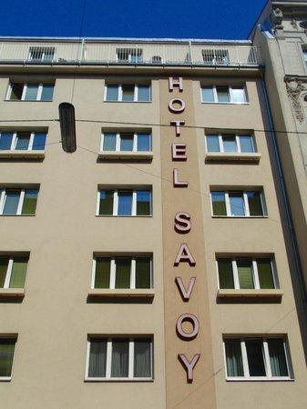 Savoy Hotel Vienna: Outside