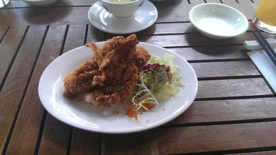 See Sushi: Soft shell crab is superb