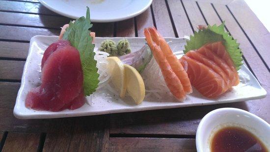 See Sushi: Sashimi