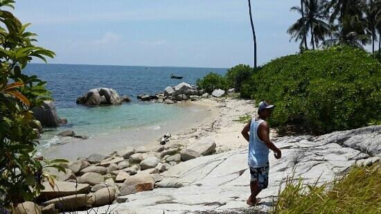 Trikora Beach Club & Resort: the other side