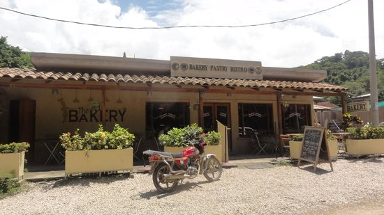 Hotel Casa Azul: The Bakery