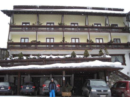 Alpenhof Hotel: Room