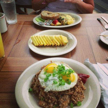 Aloha Mixed Plate: AMP Fried Rice aka God's Fried Rice!!!