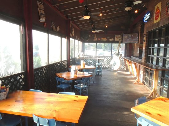 Interior picture of martin 39 s bar b que joint for Dining in nolensville tn