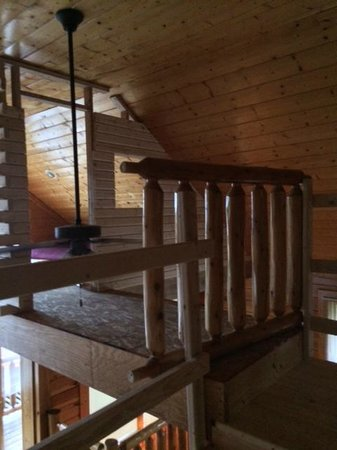 Black Bear Ridge Resort: Construction on new playroom