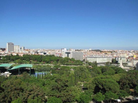 Four Seasons Hotel Ritz Lisbon: Room View