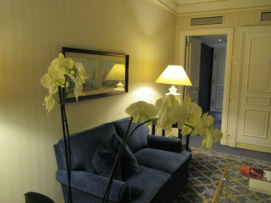 Four Seasons Hotel Ritz Lisbon: Deluxe Room