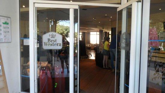 Best Western Marseille Bonneveine Prado : Recepção do Hotel