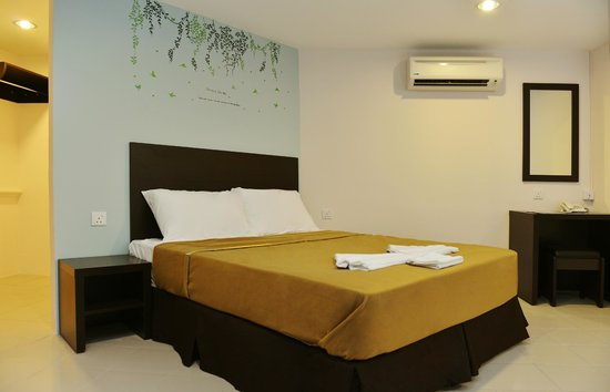 Your Hotel: Standard Room with Window