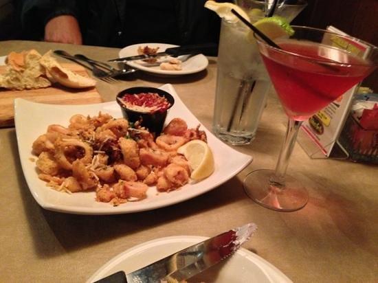 Puleo's Grille: Calamari