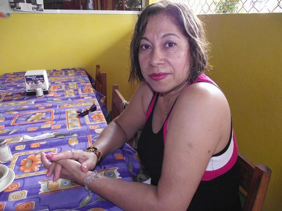 Restaurant La Casita: HAPPY CUSTOMER
