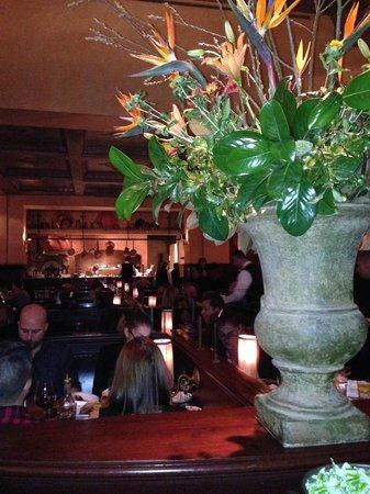 Scala's Bistro: Inside the restaurant