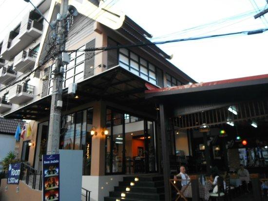 Maytara Hotel: ホテル外観
