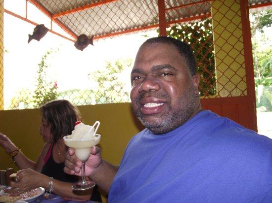 Restaurant La Casita: CHEERS TO CATEMACO