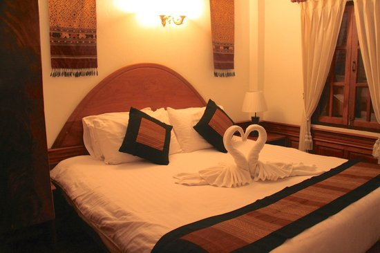 Villa Chitdara: Lovely room