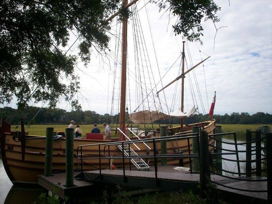 Charles Towne Landing State Historic Site: The Adventure at Charles Towne Landing
