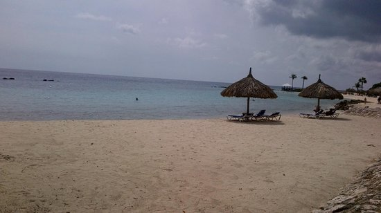 Curacao Marriott Beach Resort & Emerald Casino: Beach