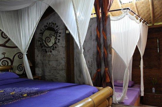 Swasti Eco Cottages : Komang