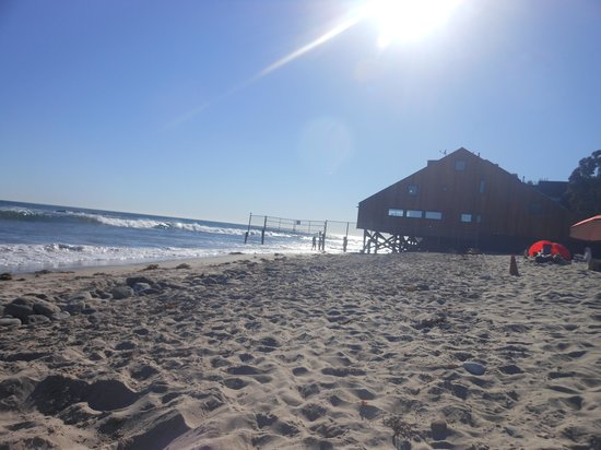 Malibu Lagoon State Beach : Malibu state beach