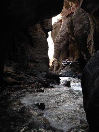 Black Bear Manor : Box Canyon Falls