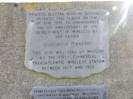 Marconi Station: Marker