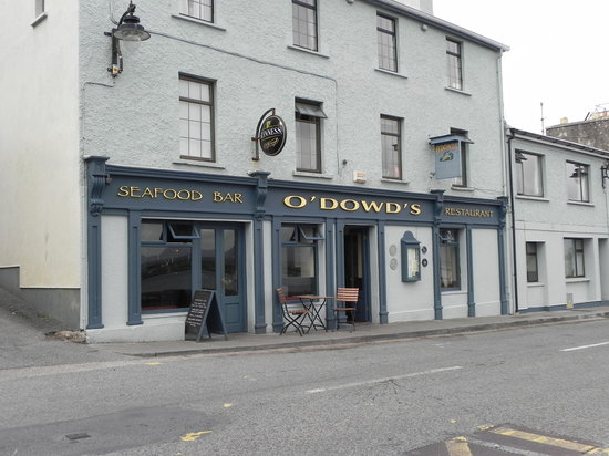 O'Dowds of Roundstone: Street view