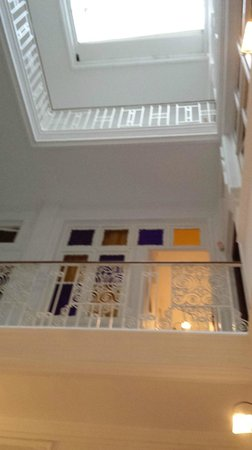 Espacio Azahar: Atrium