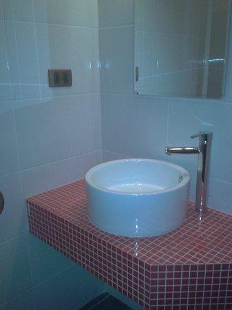 Hotel del Cerro : baño de la pieza