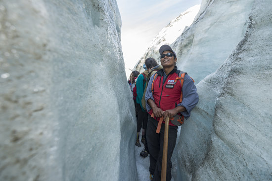 Fox Glacier Guiding : Nimble Fox All Day Walk