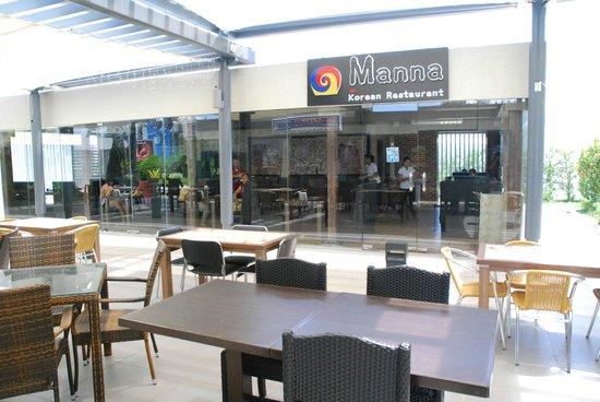 Manna Korean Restaurant, 2nd Level Sky Garden SM Lanang Premier Davao City Tel# (082) 321 8989