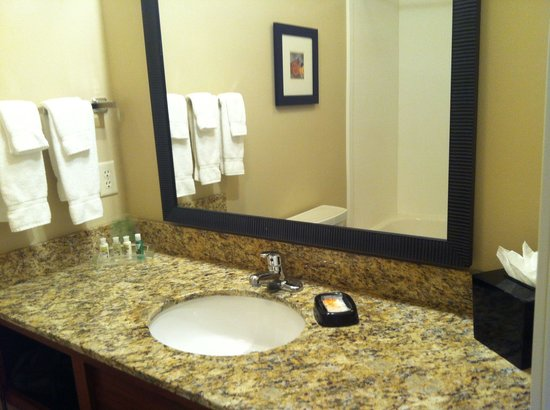 Holiday Inn Roswell: Vanity