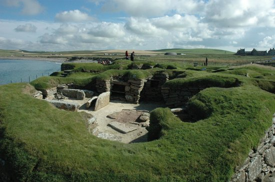 Orkney Aspects Tours: A view overlooking Skara Brare