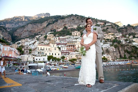 Hotel Marincanto: the town of Positano