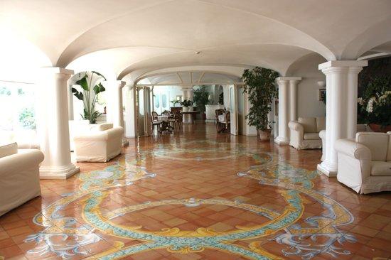 Hotel Marincanto: lobby