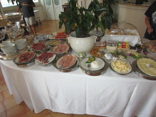 Hotel Marincanto: breakfast