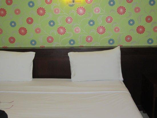 Convenient Park Bangkok : our bed