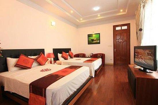 Hanoi Grand Hotel : Family Room