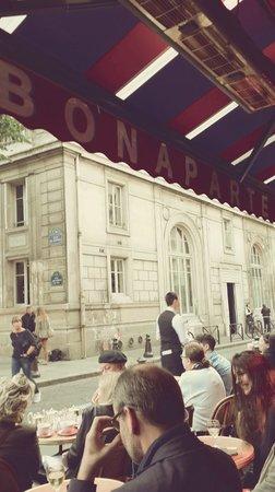 Cafe Bonaparte: la bonaparte