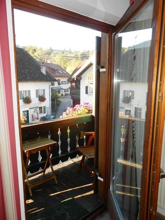 Gaestehaus Gerold: View from the room