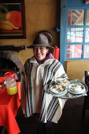 Hacienda El Porvenir / Tierra del Volcan: I can say enough good things about how friendly and amazing their staff is.