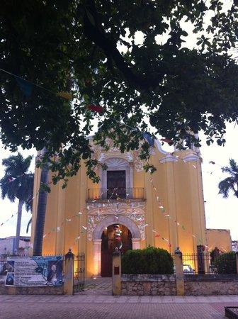 Adventures Mexico Day Tours: church