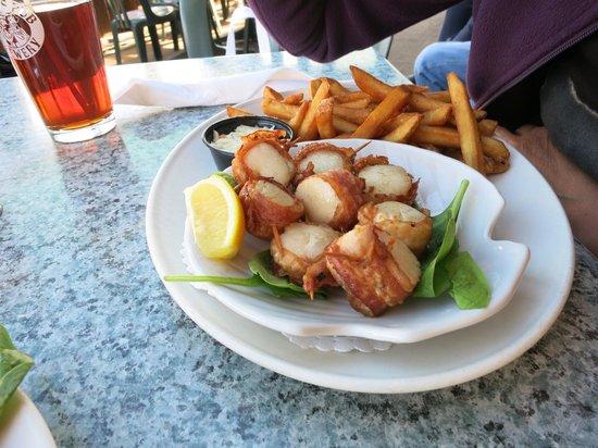 Paddy's Brewpub & Rosie's Restaurant: Looks and tastes average