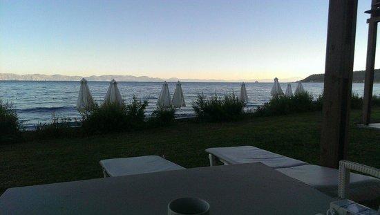 Sunprime Miramare Beach: Morgenkaffe og udsigt fra værelset
