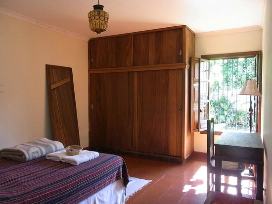 Casa Menta Antigua: Bedroom with a Queen size bed