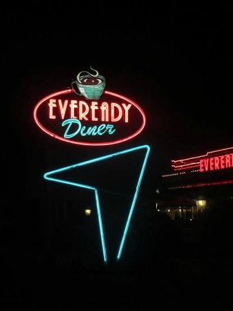 Eveready Diner: Sign